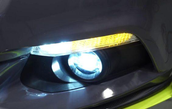 The 6th Gen Ford Mustang Led Fog Light Installation