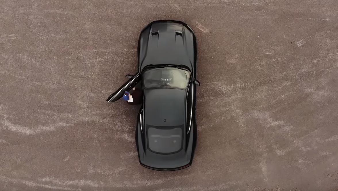 2019 Mustang GT Convertible in US