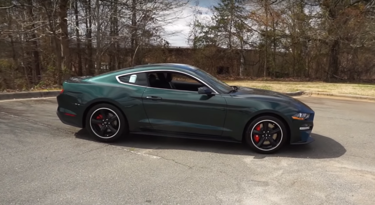 2019 Ford Mustang Performance Review