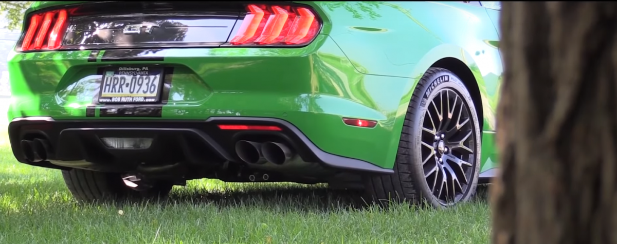 2019 Ford Mustang GT Overview