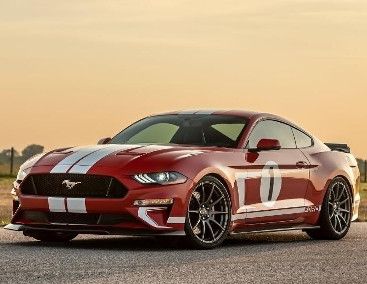 What's New for 2019 Saleen Mustang S302 Black Label?